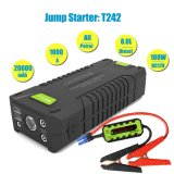 16800mAh 800A Peak Portable Power Bank Jump Starter для автомобилей