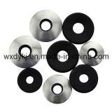 En acier inoxydable 304 avec rondelles d'étanchéité EPDM collé