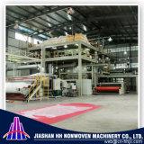 중국 고품질 1.6m SMMS PP Spunbond 짠것이 아닌 직물 기계