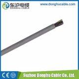 Le câble de commande en provenance de Chine en PVC