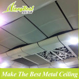 주문을 받아서 만들어진 디자인 유행 알루미늄 루핑 천장 대중 음악 디자인