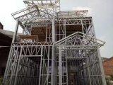 가벼운 계기 강철 건축 건물을%s 기계를 형성하는 지적인 CNC 롤