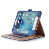 Pad Le tableau des accessoires Accessoires Classy Design élégant iPad Mini 4 cas Stand couvercle de boîtier de Folio en cuir