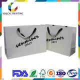 Professional Supply Branded Retail Sac à provisions en papier revêtu pour caméra