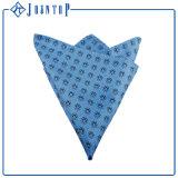 Preiswertes kundenspezifisches Taschentuch voll gesponnenes Pattarn
