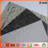 Steinmarmorgranit-Farbe beschichtete Aluminiumring (AE-504)
