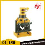 taglierina d'acciaio di angolo idraulico 25t (CAC-60)