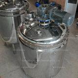 Imbarcazione chimica di reazione di pressione dell'acciaio inossidabile di alta qualità