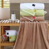 Полотенца дома/гостиницы мягкие & пушистые хлопка ванны/стороны с сильной абсорбциой воды