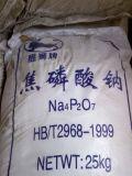 Le pyrophosphate acide de sodium (SAPP) CEMFA : 7758-16-9