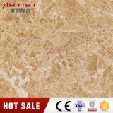 Guangzhoutarsus-beige Porzellan-Fliese für Badezimmer-Fußboden-Fliese