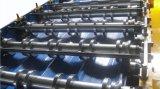 機械を形作る鋼鉄屋根のパネルロール