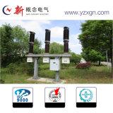 Favorable à l'environnement aucun disjoncteur à haute tension extérieur de vide de fuite de gaz