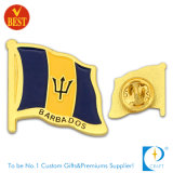 Registo de lembrança personalizado Emblema / Emblema de emblema de moto de esmalte fresco