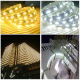Illuminazione della striscia LED di festa SMD5630 della decorazione di natale