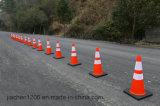Base mais pesada Black Excell Excelente PVC 900mm Traffic Cone