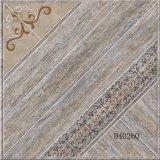 azulejo de suelo de cerámica rústico esmaltado antideslizante del dormitorio de 600X600m m