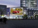 Visualización en pantalla grande al aire libre a todo color de P6 LED