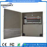 12VDC 10AMP 18CH 금속 내각 CCTV 전원 분배 상자 (12VDC10A18PN)