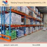 Rayonnage à palettes sélective réglable pour l'entrepôt de stockage