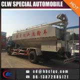 Camion d'alimentation en vrac de camion-citerne aspirateur de transport d'alimentation de Dongfeng 10mt