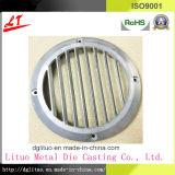 La aleación de aluminio a presión el obturador de la lámpara de la iluminación de la pared de la fundición/la lumbrera/piezas ocultas