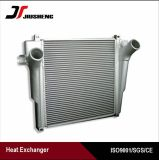 Refroidisseur intermédiaire en aluminium de camion lourd de plaque de barre de prix usine