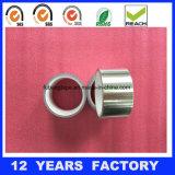 cinta del papel de aluminio 70mic con las muestras libres