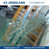 De Bouw die van de Veiligheid van de douane Decoratief Berijpt Gelamineerd Glas bouwen