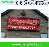 P10/P16 panneau visuel de l'affichage à LED Wall/LED de la publicité extérieure