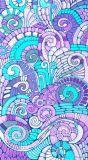 Bunter kundenspezifischer Druck-Silk Schal für Frauen