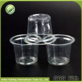[0.95وز/30مل] قابل للتفسّخ حيويّا واضحة بلاستيكيّة محبوب مرق فنجان