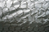 Aves de ferro malhas de arame / Galvanizado Hexagonal Iron Wire Netting