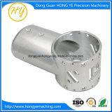 Часть китайской точности CNC фабрики подвергая механической обработке для плоской запасной части