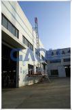 Preço de fábrica que iça a plataforma de trabalho de escalada do mastro do equipamento