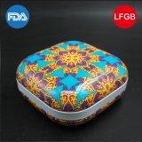 Коробка еды; Олово хлеба; Tinplate подарка может (S001-V15)