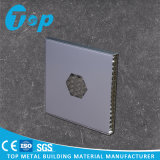 comitato di alluminio perforato del favo stampato foto 3D per la parete divisoria