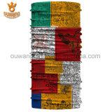 Su ordine il vostro proprio marchio multifunzionale fa il Bandana della sciarpa