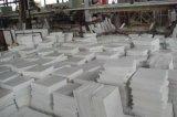自然な大理石は工場水晶白い大理石のタイルをタイルを張る