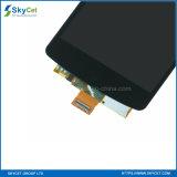 Tela de toque do LCD do telefone móvel para o nexo do LG 5 peças de reparo D820