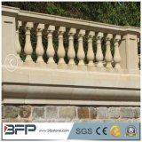 Балюстрады лестницы камня Railing балкона гранита