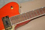 Hanhai Musik/halb Höhlung-Teleart-elektrische Gitarre mit Tremolo-System