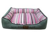 新式か洗濯できる耐久の正方形ペットBOD/Catベッド犬のマット(KA00109)