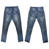 dos homens de alta qualidade Smcok Jeans (MYX15)