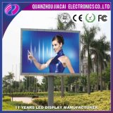 Cartelera publicitaria a todo color al aire libre de SMD3535 P8 LED Digital