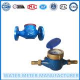 Multi medidor de água ISO4064 mecânico do medidor seco da água fria do seletor