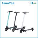 Smartek 2017の都市スポーツのための熱い販売のFoldable電気スケートボードの流行の電気自転車の段階的なスクーターTrottonette Electrique Ebike 020-4