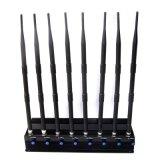 emittente di disturbo mobile registrabile del segnale di potere 8bands