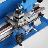 550W de mini van het Micro- van de Draaibank van het Metaal Machine van de Draaibank van de Bank Malen van het Metaal Hoogste