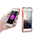Caso da Gota-Prova da lente de olho de 180 peixes do grau para a borda de Samsung S7 S7 do iPhone 6